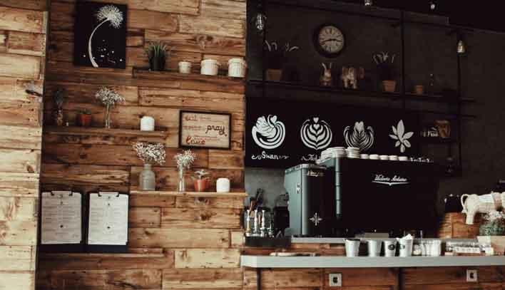 Coffee Shop Kekinian