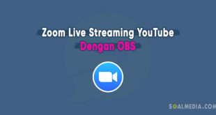 zoom live streaming yt obs