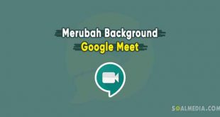 rubah backgrund google meet