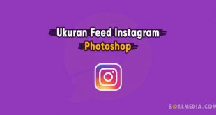 ukuran feed instagram di photoshop