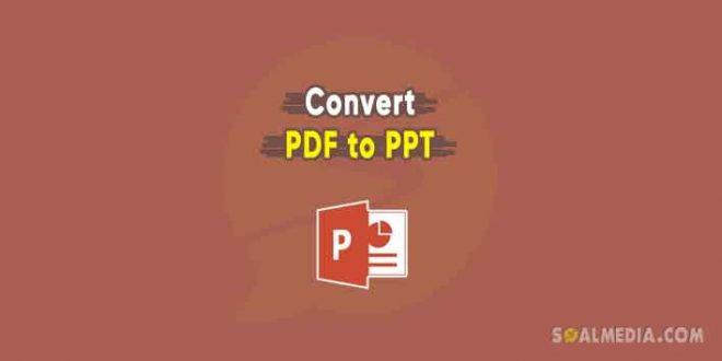 convert pdf jadi ppt