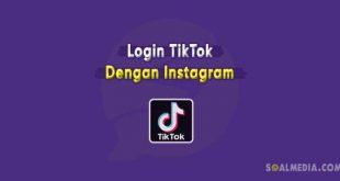 tiktok login instagram