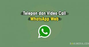 telepon video call whatsapp web